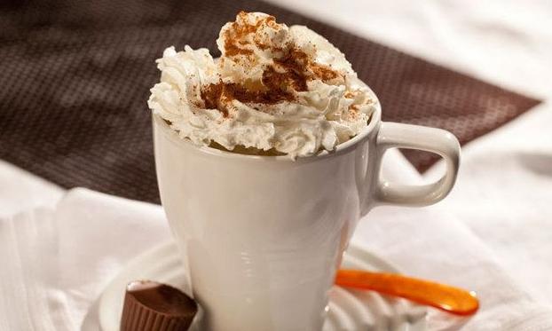 Café com Chantilly para aproveitar o Inverno!